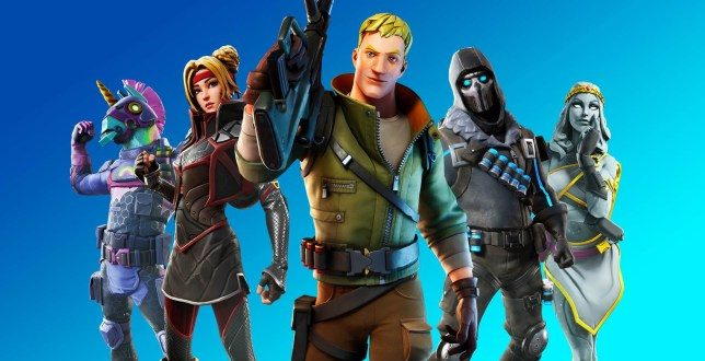 Fortnite sales falling is 'wildly inaccurate' says Epic Games – Metro.co.uk
