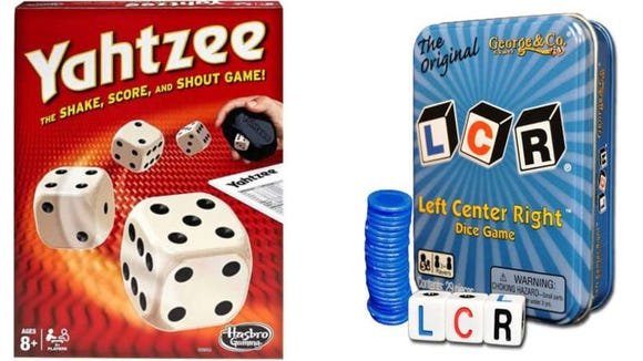 Get dice rockin' and rollin', however you choose to play.
