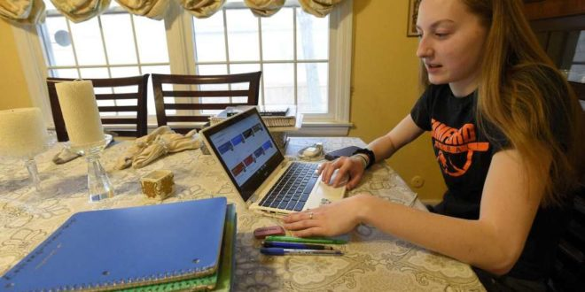 Free laptop distribution is a month away for students at home due to the coronavirus – CTPost