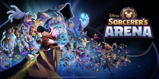 Disney Sorcerer's Arena releases on iOS and Android – App Trigger