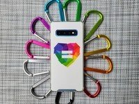 Show off your Pride with a fabulous Galaxy case