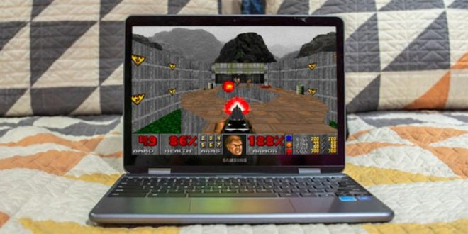 Free Doom for Chromebooks Is a Better Google Gaming Deal Than Stadia – Gizmodo Australia