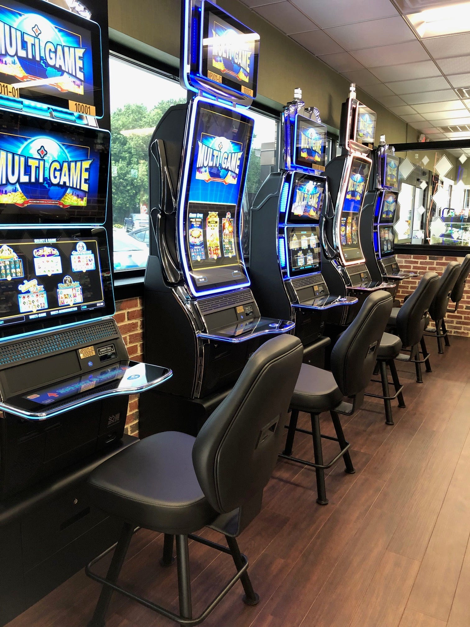 Virtual gaming terminals are now available to play at 14 Rutter's locations throughout central Pennsylvania.