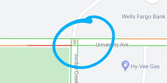 Google Maps is Starting to Show Traffic Lights on Android – Droid Life