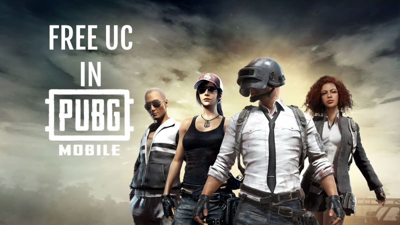 Free UC in PUBG Mobile (Picture Source: pixel4k.com)