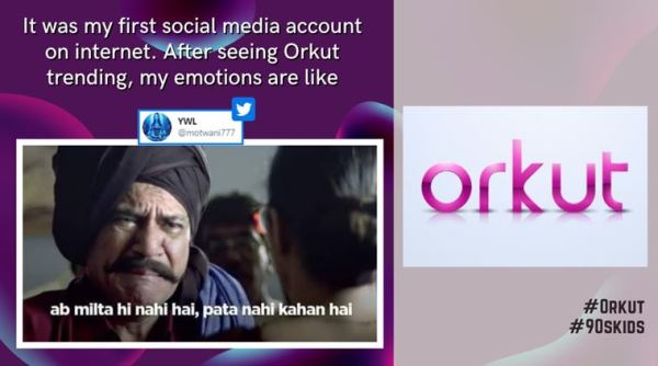 orkut, orkut trends on Twitter, people miss orkut, orkut features, orkut days, orkut nostalgia, twitter trends, indian express, social media news