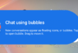 Google Messages adopts bubble notifications for Android 11 Beta users – Android Police