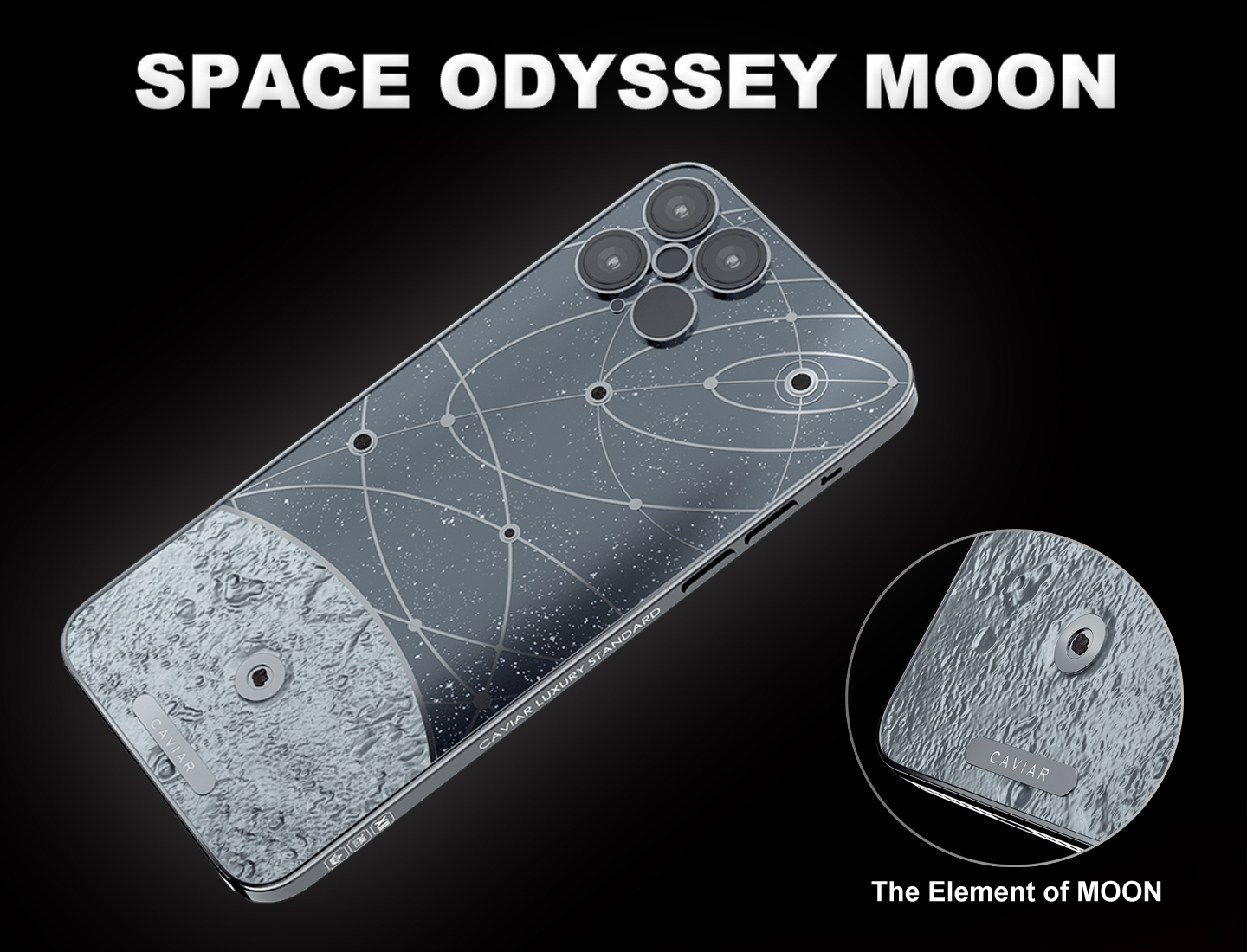 Space Odyssey limited edition smartphone