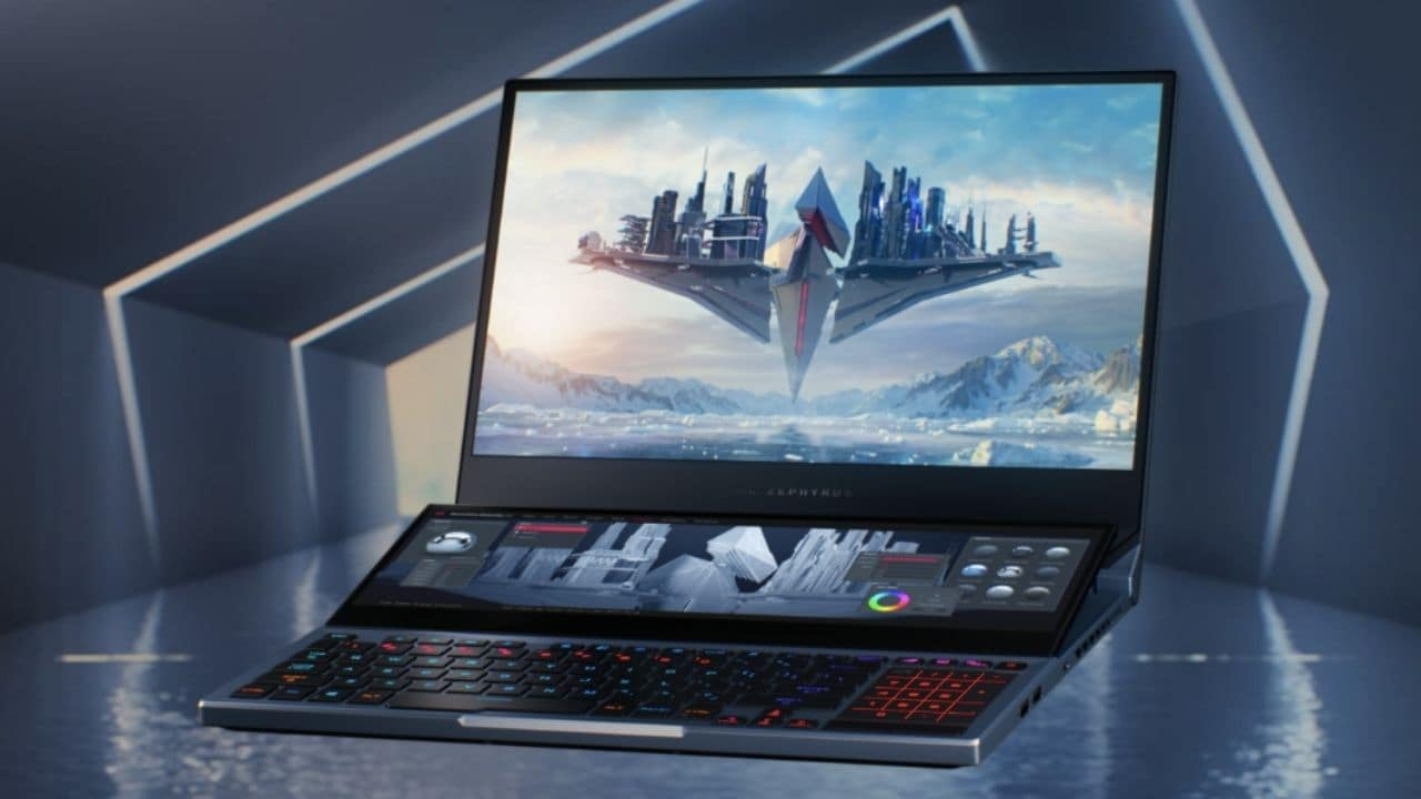 Asus ROG Zephyrus Duo 15 gaming laptop launched in India, pricing starts at Rs 2,79,990