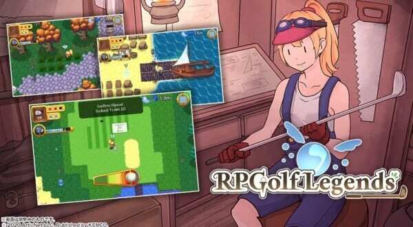 RPGolf Legends announced for consoles, PC – Gematsu