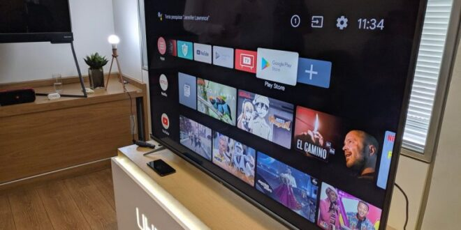 Android TV Data Saver Comes to Play Store to Help Save Data on Smart TVs – re:Jerusalem