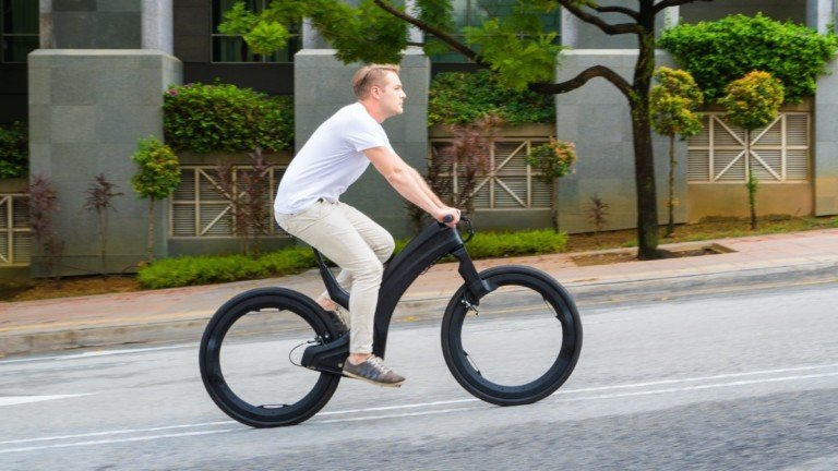 Reevo The Hubless Ebike
