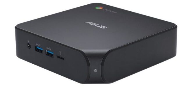 Asus Chromebox 4 Mini PC With 10th Gen Intel Core Processors Announced: Price, Specifications – MySmartPrice