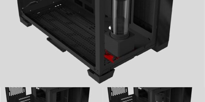 Lian Li's PC-011D Mini is like a Tardis: It's bigger on the inside – TweakTown