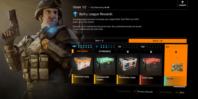 The Division 2 Update 12 Now Live On PC PTS, Full Patch Notes Detailed – GameSpot