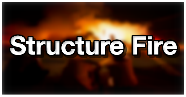 Structure Fire feature icon