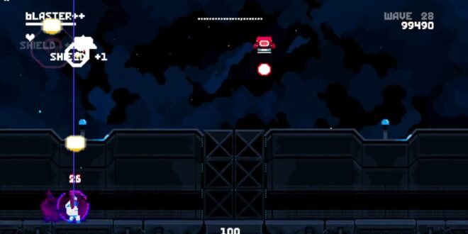 Space Frog Intern's Android version is out now – Pocket Gamer