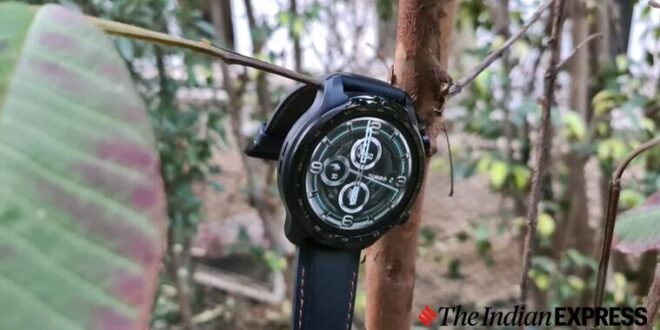 TicWatch Pro 3 GPS review: An almost perfect smartwatch for Android users – The Indian Express