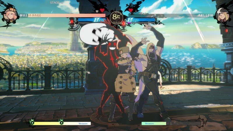 Guilty Gear Strive Victory