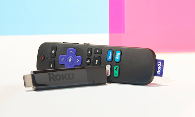 The Roku Streaming Stick+ for Engadget's 2021 Back to School guide.